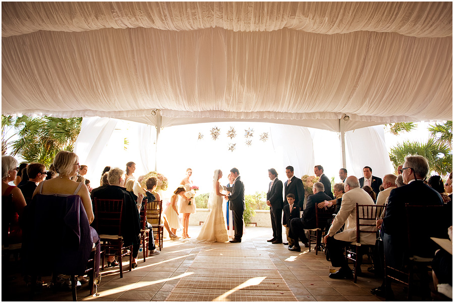 Bald Head Island, NC. Luxury Wedding