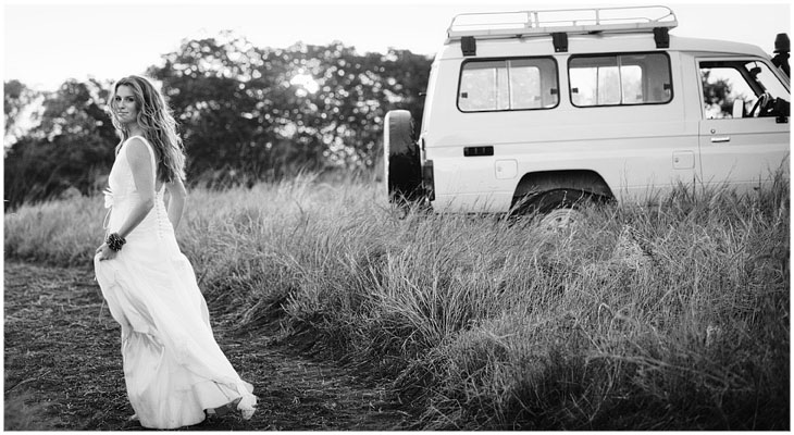 Tanzania Bridal Session